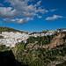 Casares Clouds - Casares, Spain
