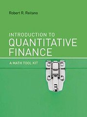 Introduction to Quantitative Finance by Bob Reitano