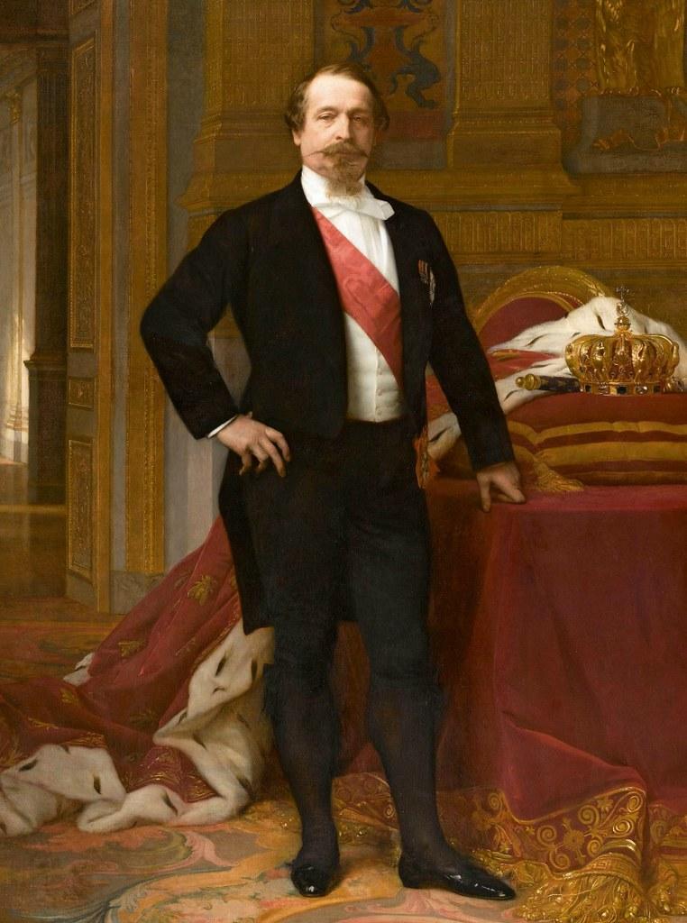 Napoleon III by Alexandre Cabanel, 1865