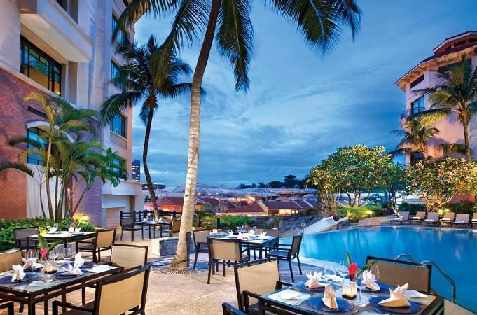 シンガポールのホテル体験談