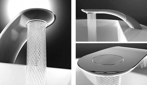 Swirl: saving water can be so elegant