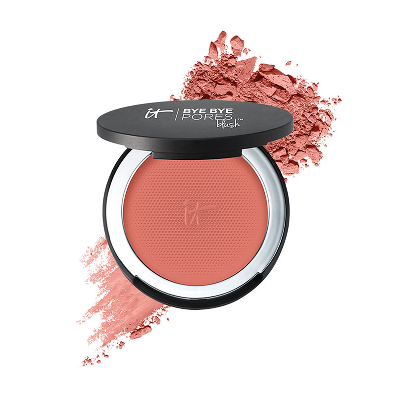 Bye Bye Pores Blush IT Cosmetics QVC Today's Special Value