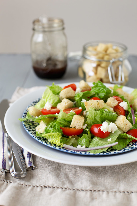 Making the Basics: Croutons