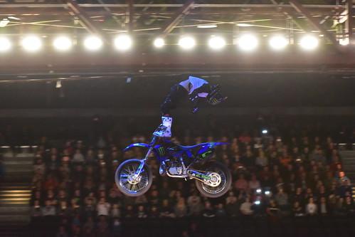Edgar Torronteras, FMX, Monster Energy Arenacross Tour, Birmingham 2016