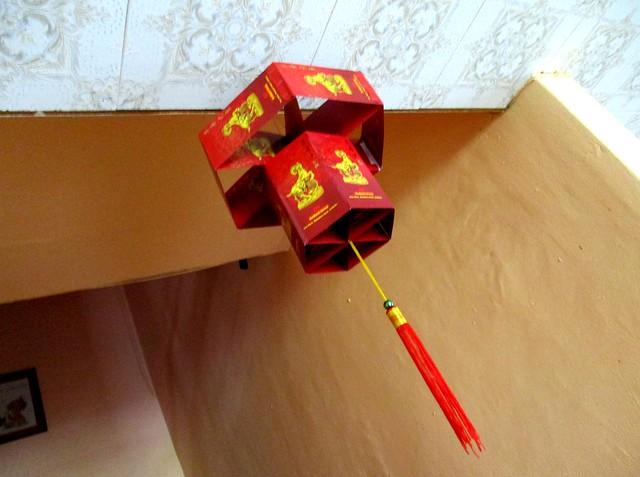 Chinese New Year lantern 1