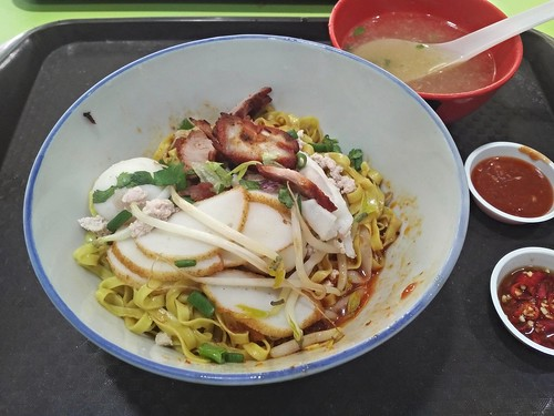 The Traveling Hungryboy: Ah Tee Ko Ko Mee at Amoy Street