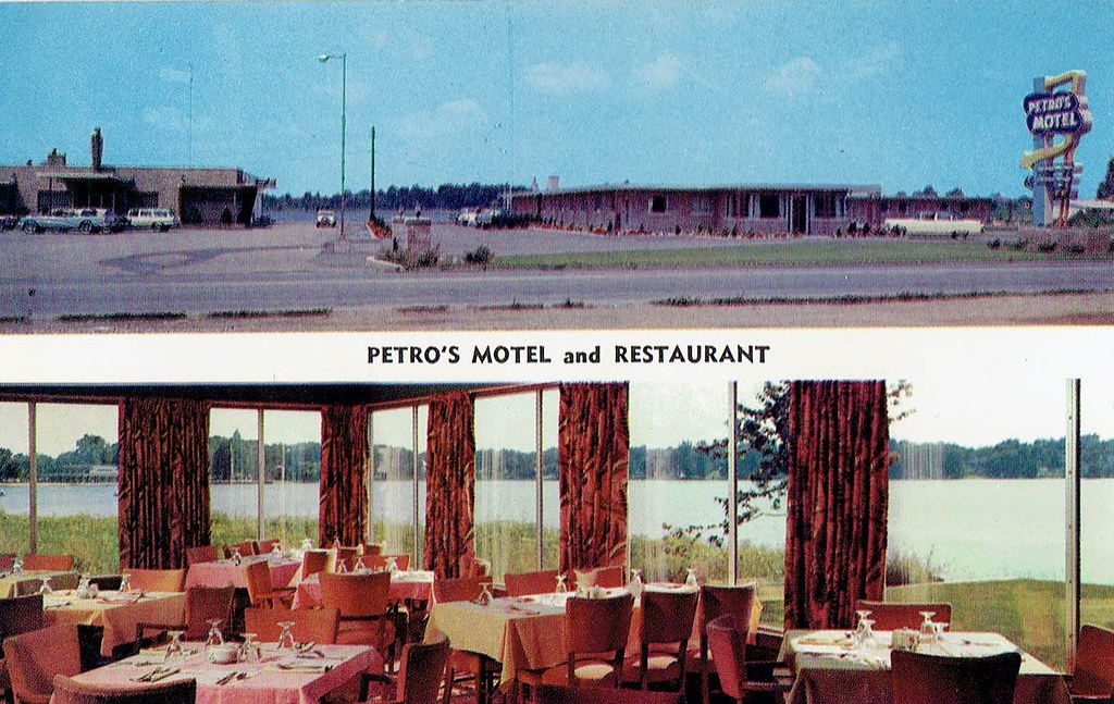 petro 39 s motel and restaurant warsaw in for those who car flickr. Black Bedroom Furniture Sets. Home Design Ideas