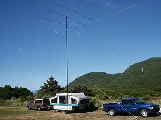 Cheap mast no guys? | QRZ Forums