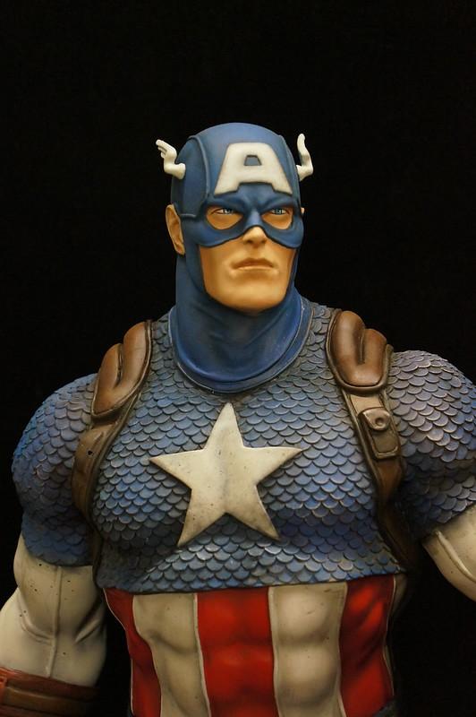 Custom Captain America Premium Format  24019399212_0c0e73bdb2_c