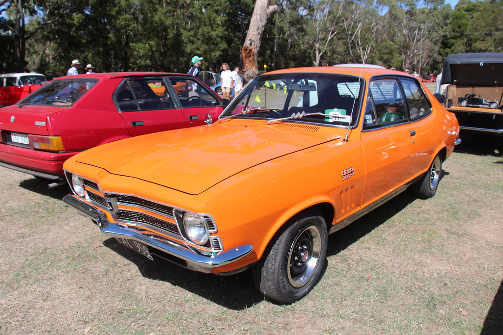 1971 Holden Lc Torana Gtr Xu1 Lone Oranger The Lc