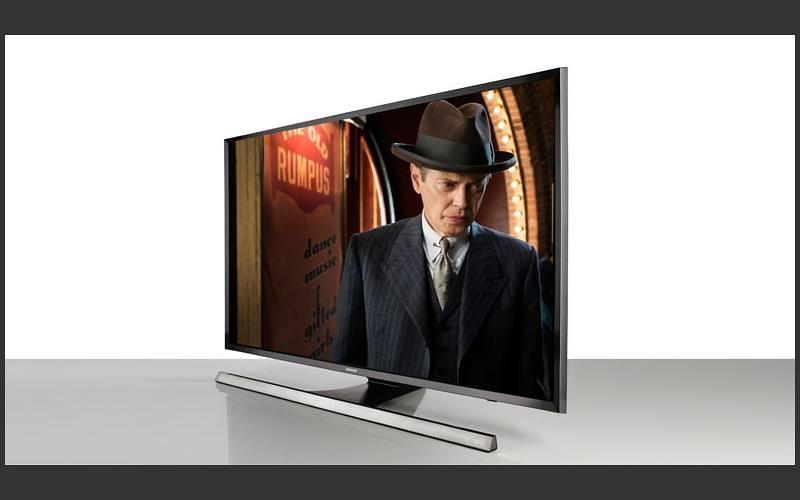 Super small screen Samsung UE40JU7000 TV review