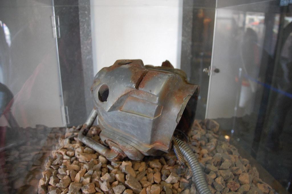 Cabeza de Cyberman