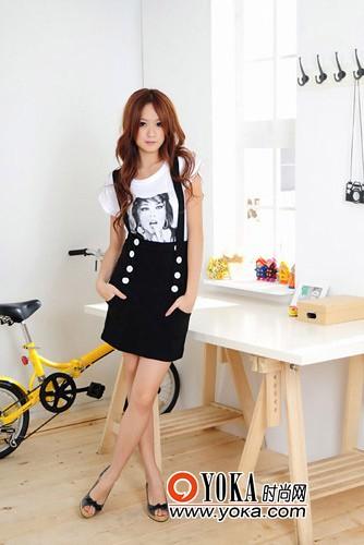 Sexy office attire matches