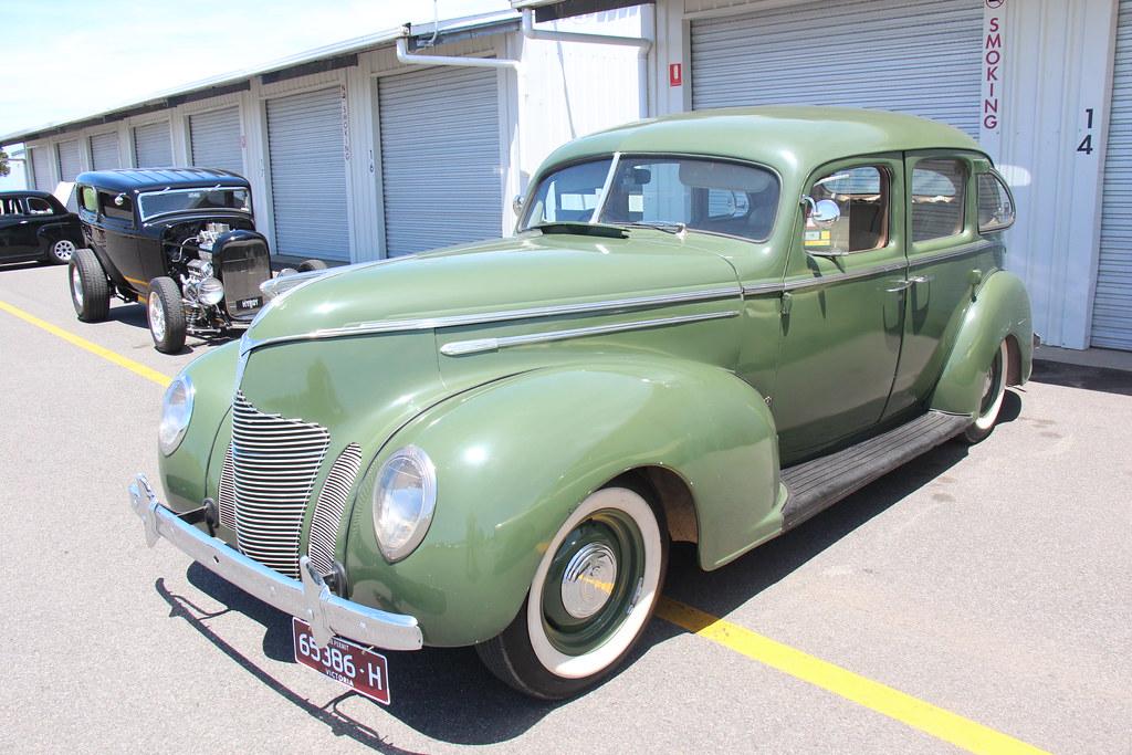 1939 Hudson Series 93 Country Club Six Sedan The Hudson