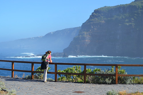 Coastal path, El Sauzal, Tenerife