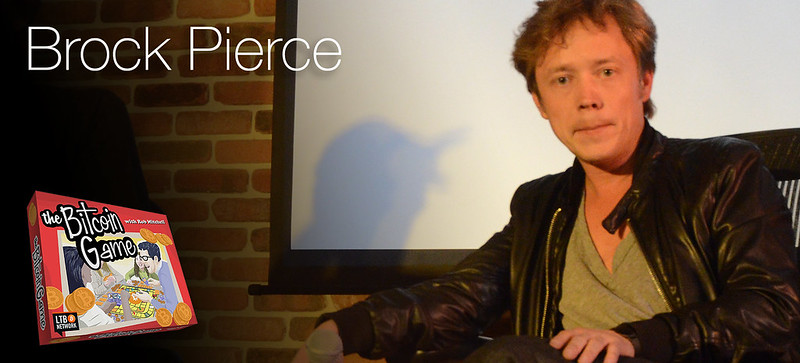The Bitcoin Game #32: Brock Pierce