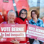 Nurses Converge in Nevada To Canvass for Bernie Sanders