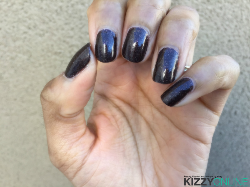 My Private Jet nails OPI manicure