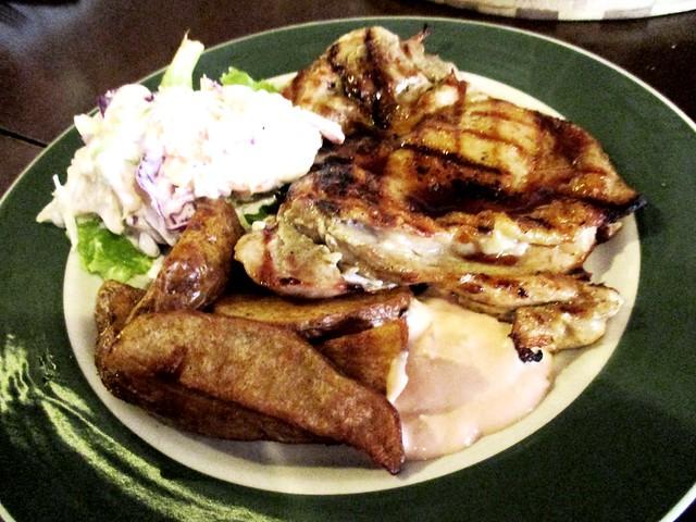 Bistecca & Bistro teriyaki chicken chop 2