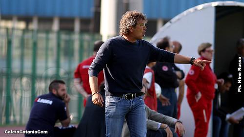 """Catania, Moriero: """" Paura e nervosismo ci hanno condizionato""""$"""