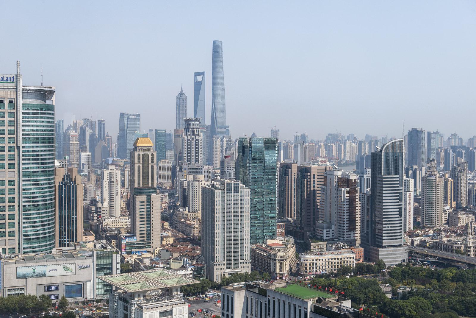 Shanghai [OC 1600x1060]