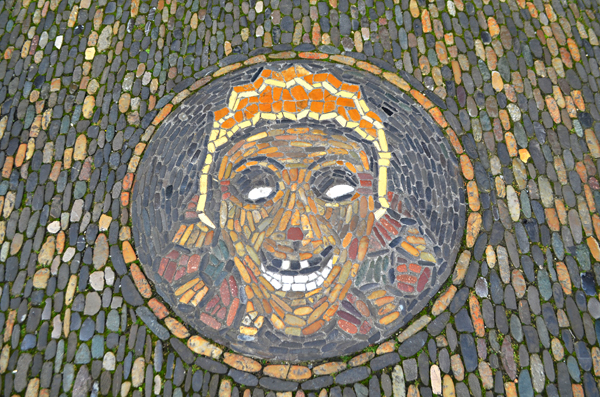 occupational cobbles, Altstadt, Freiburg, Germany