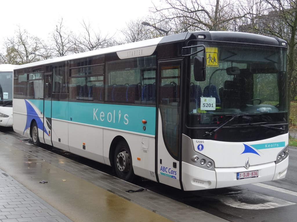Fast Starter Bus Quot Keolis Quot Fast Was A French Manufacturer