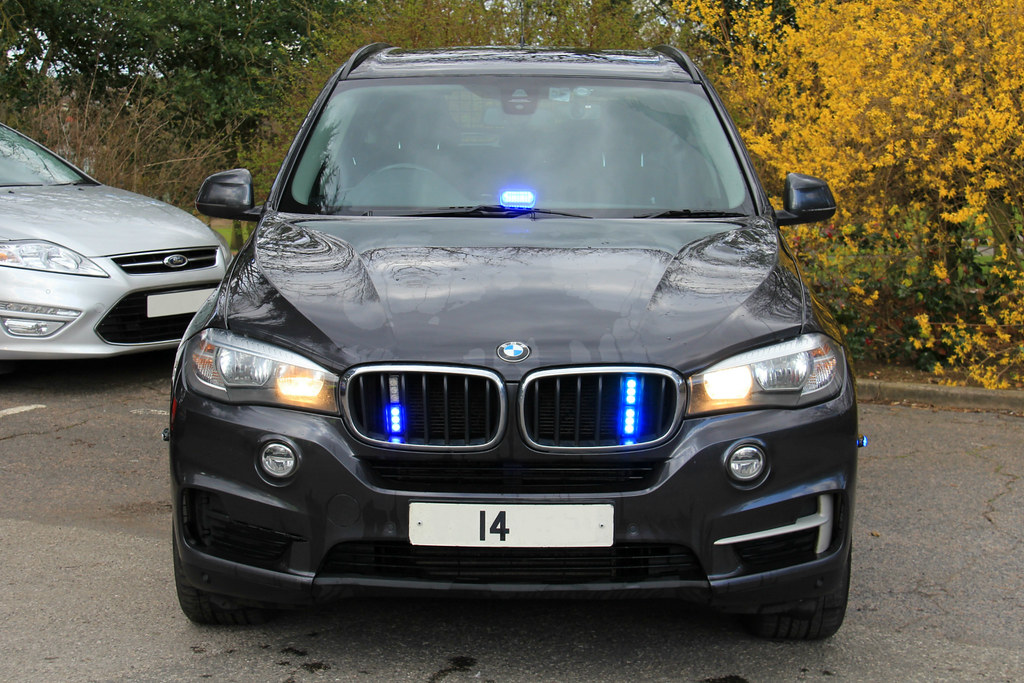 Warwickshire Police Unmarked Bmw X5 Armed Response Vehicle