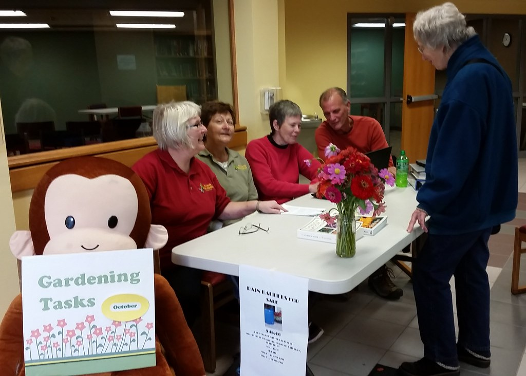 the master gardener Ohio master gardener volunteers contributed more than 184,000 hours of service in 2015, totaling more than $4 million in services to their communities.