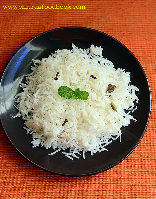 How to cook basmati rice in cooker