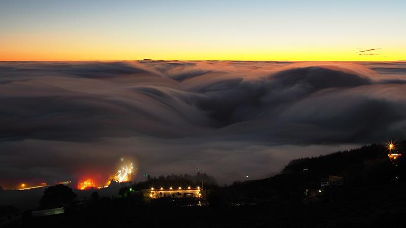 雲海 頂石棹 阿里山|OLYMPUS E-M5 MKII MK2