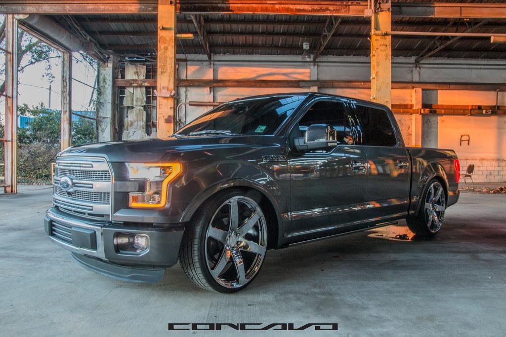 "Ford F150 Platinum on 26"" CW6 Chrome | Ford F150 Platinum ..."