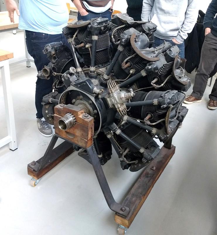 Projet d'étude Hispano Suiza 14AB-10 25717836814_7d928e5152_c