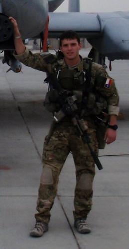 Josh Eilers, Army Ranger