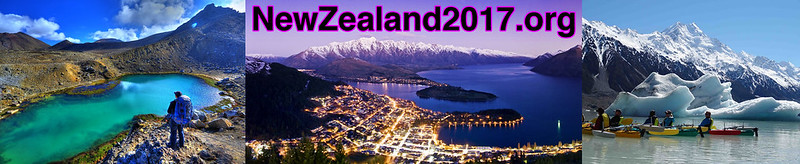 New Zealand 2017!