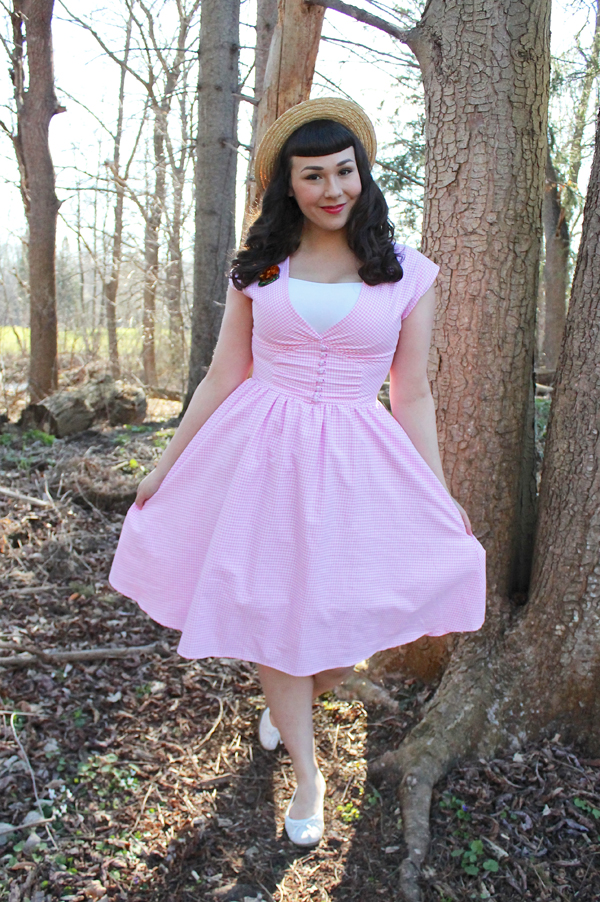 unique vintage golly miss molly dress
