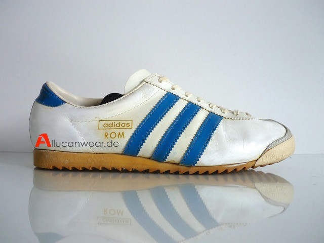 vintage adidas rom sport shoes made in west germany or flickr. Black Bedroom Furniture Sets. Home Design Ideas