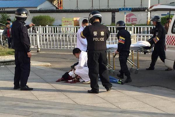 By canister shot and injured in Meizhou, Guangdong Province informed the 2 middle school students: Associates fire have been arrested 3 people
