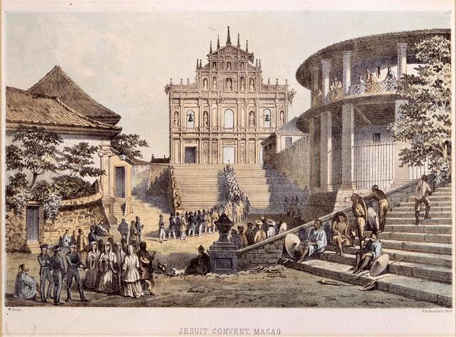 Pintura de Macao durante la época colonial