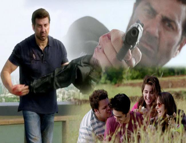 SUNNY DEOL FILM BOX OFFICE