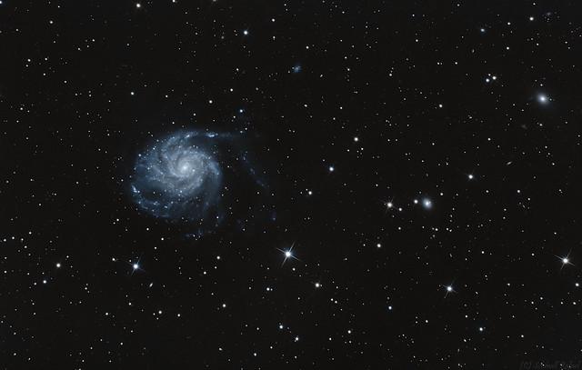 VCSE - Messier 101 - Schmall Rafael