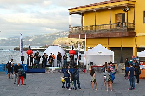 Tapas and Wine Fair, Tenerife walking Festival, Puerto de la Cruz, Tenerife