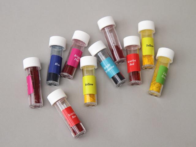Extra dye 1g vial