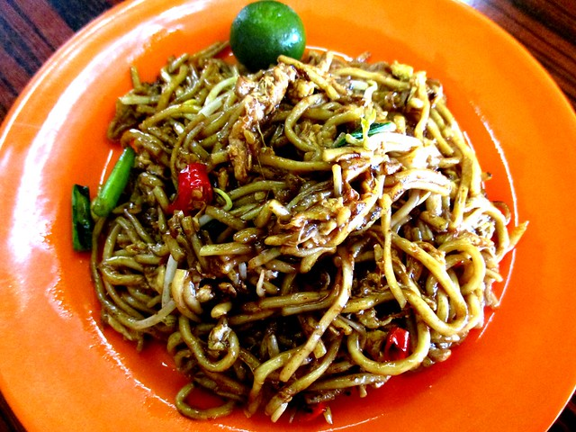 Friends' Kopitian mee mamak 1