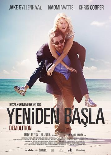 Yeniden Başla - Demolition (2016)
