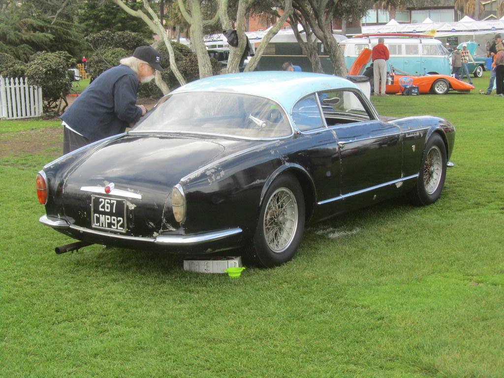 Maserati A6g 2000 Gran Sport Berlinetta Frua 1956 Flickr
