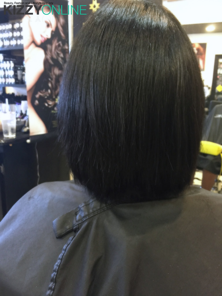 I cut my hair i 39 m all about that bob now kizzy online for A salon paul mitchell san diego