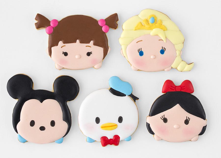 Cómo Dibujar El Pato Donald En La Versión Disney Tsum Tsum: Postreadicción: Cursos De Pastelería