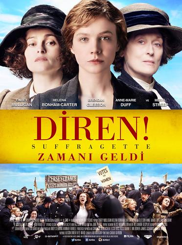 Diren: Zamanı Geldi - Suffragette (2016)