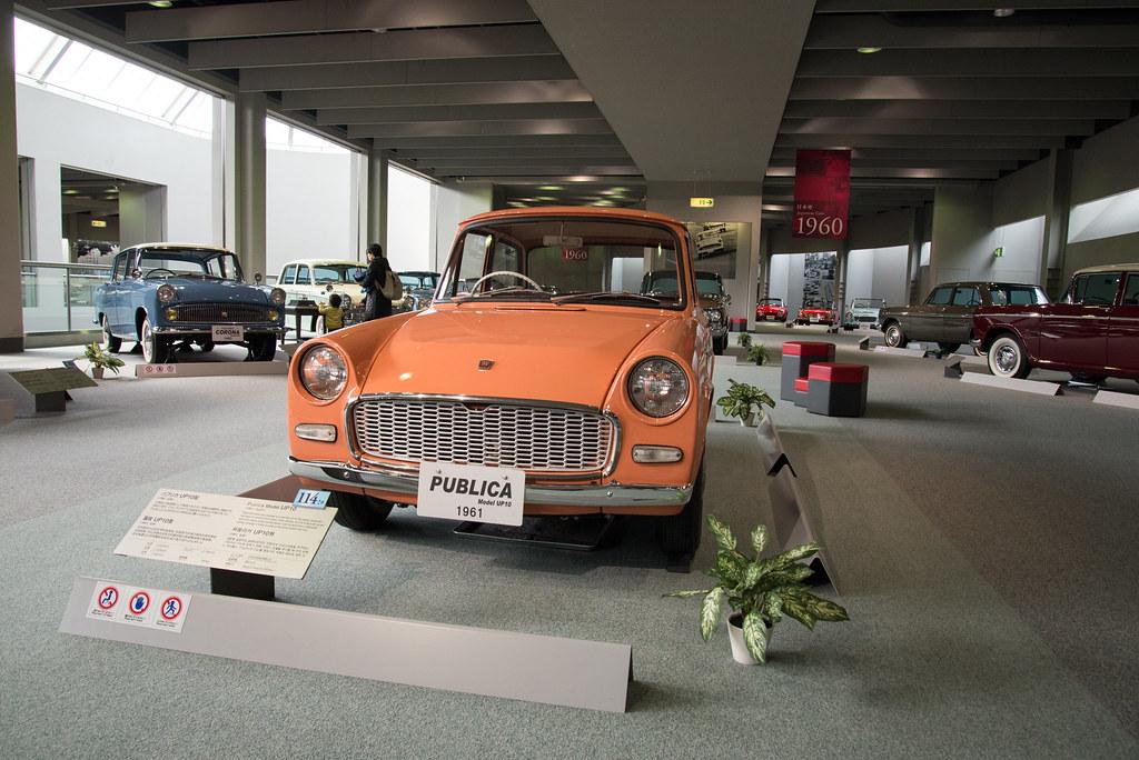 パブリカ UP10型(1961年)